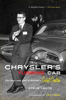 Chrysler's Turbine Car By Lehto, Steve/ Leno, Jay (FRW)